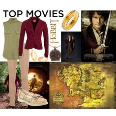"""""""The Hobbit"""" by onedirectionlover99-872 on Polyvore"""