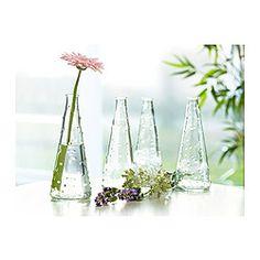 florero ikea jarra ikea florero vidrio flors casament vidrio incoloro dec wedding boda floreros tazones floreros