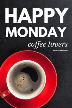 Happy Monday coffee lovers! Add variety to your coffee with our coffee recipes: http://www.madescolabs.com/