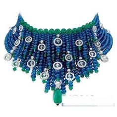 Cartier Jewelry   Cartier mysterious Indian High Jewelry