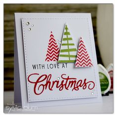 Splitcoaststampers FOOGallery - With Love at Christmas