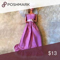 Handmade Barbie formal gown Handmade Barbie Formal. Fits vintage Barbie Barbie Other