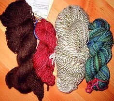 Ask The Bellwether: How do you make a good looking 2-ply yarn?