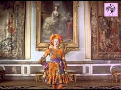 Colourful film in a magnificent setting - Nina Ricci stages her spring and summer fashion show at Versailles, 1968: https://youtu.be/WmYJYS0fdFE