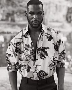 Kofi Siriboe It's jus something about him