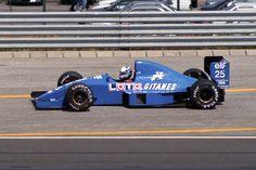1990 GP Węgier (Hungaroring) Ligier JS33B- Ford (Nicola Larini)