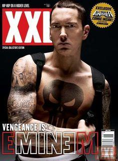 Eminem Comes Back as 'The Punisher' for XXL Magazine trendhunter.com