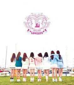 Noticias K-POP: Lovelyz revela um teaser imagem de boas-vindas a p...