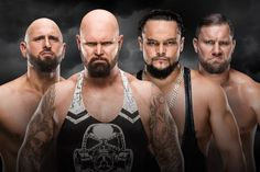 In the kickoff match to WWE Elimination Chamber, The Good Brothers team of Luke Gallows and Karl Anderson took the magic right out of The Miztourage. Gallows and Anderson defeated Curtis Axel and Bo… Curtis Axel, Road To Wrestlemania, Surf Tattoo, Balor Club, Pay Per View, Gallows, Big Picture, Finals, Wwe
