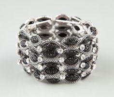 Caviar Bead Bracelet