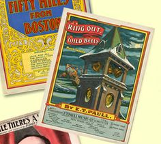 The Lester S. Levy Collection of Sheet Music at the Johns Hopkins University