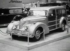 Eucort Rural, 1948.