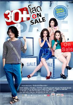 30+ (Single On Sale). Ing is dumped by her long-time boyfriend when she's at the ripe old age of 32. A fortune teller tells Ing that if she doesn't find a man soon, then she'll have to wait 20 years before another one comes into her life. Watch the trailer!