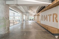 The Memphis Teacher Residency is located within a massive, 10-storey warehouse in Memphis, Tennessee, which was recently converted into a mixed-use development called Crosstown Concourse.