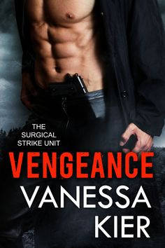Vengeance (The SSU Book 1) by Vanessa Kier (2013) --- Romantic Suspense --- Former art history student Jenna Paterson vows revenge on her once beloved older brother, Kai, believing him responsible for the attack that killed their parents. But Kai has disappeared with a microchip containing deadly government research data. Undercover agent Niko Andros will go to any length to get the microchip so he can trade it for his kidnapped aunt―including using Jenna as bait.