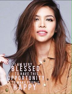 I am very blessed to have this opportunity to make people happy - Maine Mendoza Girl Celebrities, Celebs, Eat Bulaga, Maine Mendoza, Alden Richards, Ideal Girl, Pretty Cool, Film Festival, Crushes