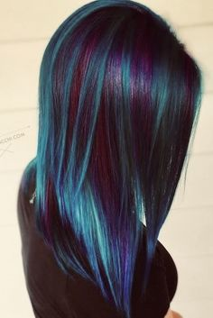 Ultra-Cool Highlights Ideas Jazz Up Your Short Hair with These 45 Ultra-Cool Highlights Ideas! The post Ultra-Cool Highlights Ideas appeared first on Haar. Pretty Hair Color, Hair Color And Cut, Haircut And Color, Hair Dye Colors, Pretty Hairstyles, Hairstyle Ideas, Bride Hairstyles, Party Hairstyle, Updo Hairstyle