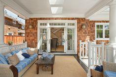 Professorville - traditional - porch - san francisco - Carolyn Woods Design