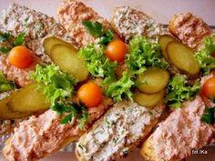 pasta z makreli wędzonej , pasta rybna , do chleba , smarowidło , do smarowania pieczywa , na kanapki , makrela wędzona , ryba , pasty rybne , śniadanie , do kanapek , najlepsze przepisy Casserole Recipes, Soup Recipes, Salad Recipes, Vegan Recipes, Cooking Recipes, Sweet Salad Recipe, Savory Salads, Cheap Easy Meals, Wheat Free Recipes