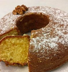 Yummy Recipes - Visit our site for the recipe. Delicious Cake Recipes, Yummy Cakes, Yummy Food, No Bake Desserts, Dessert Recipes, Baking And Pastry, Pastry Recipes, Cake Ingredients, Easy Meals