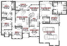 floor plan. Maybe someday