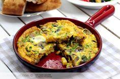 Frittata – İtalyan Omleti – Mutfak Sırları – Pratik Yemek Tarifleri