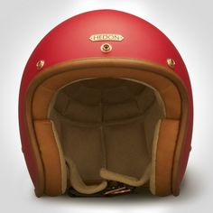 HEDON HEDONIST HELMET - CHERRY - Urban Rider London