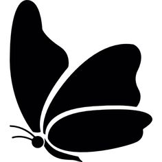 Big wing butterfly free vector icons designed by Freepik Stencil Templates, Stencil Patterns, Stencil Designs, Applique Designs, Embroidery Designs, Boarder Designs, Templates Free, Butterfly Drawing, Butterfly Crafts