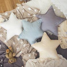 Poduszka Gwiazda, poduszka dekoracyjna dla dzieci, różne kolory