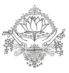 Thai Massage (Logo) //$150 #Japan #Illustration #UrDesign