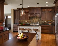 Traditional Kitchen Design, Pictures, Remodel, Decor and Ideas - page 353