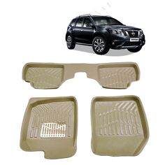 Leathride Texured Car Floor Mats For Nissan Terrano Car Mats, Car Floor Mats, Nissan Terrano, All Cars, Dusters, Car Accessories, Flooring, 3d, Interior