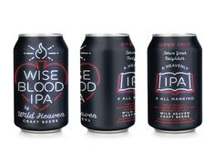 Wise Blood IPA Cans