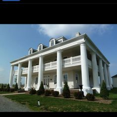Country Plantation House in Muhlenberg
