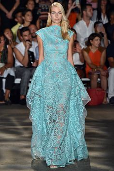 Christian Siriano Spring 2015 Ready-to-Wear - Collection - Gallery - Look - Style.com