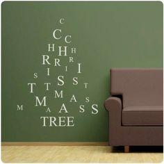 Christmas tree #huddletwitt