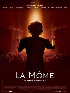 Olivier Dahan est le réalisateur de cette biographie d'Edith Piaf. Une merveille, émouvant, dur et doux.