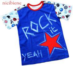 Rock it - Shirt nach Ottobre