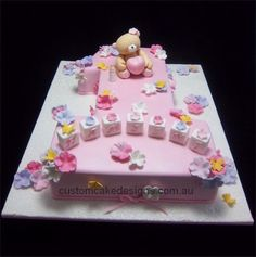 Forever Friends Birthday Cake