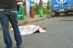 FEIRA DE SANTANA: Homem é morto a tiros no bairro Baraúnas
