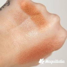 I ♡ Makeup Blushing Hearts -Hot Summer Of Love SWATCH