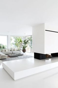 Minimalism also equals to minimal use of construction materials, thus, reducing the environmental impacts of construction activity and material wastage.