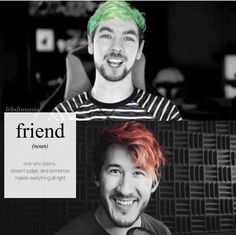 In other words, Jack and Mark