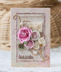 Цветочные открыточки