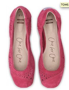 TOMS with Moroccan cut out detail http://rstyle.me/~1Acsw