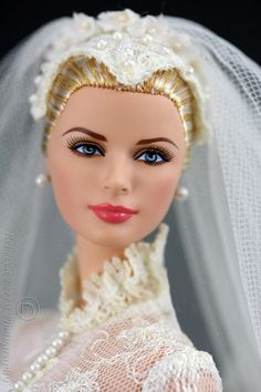 "Grace Kelly ""The Bride"" studio shot 2 By think_pink1265"