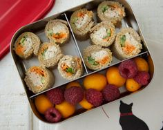 17. Sushi Sandwiches #healthy #bentobox #lunch http://greatist.com/health/healthy-bento-box-ideas