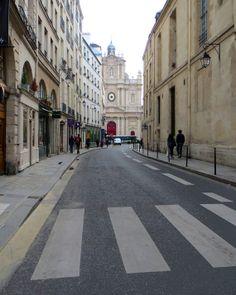 Rue du Savigne Paris  Fine art photography by Juxtafoto on Etsy, $18.00