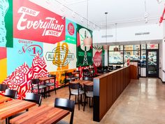 Made Nice, New York City - high end fast casual