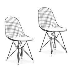 Zuo Modern Mesh Dining Chair